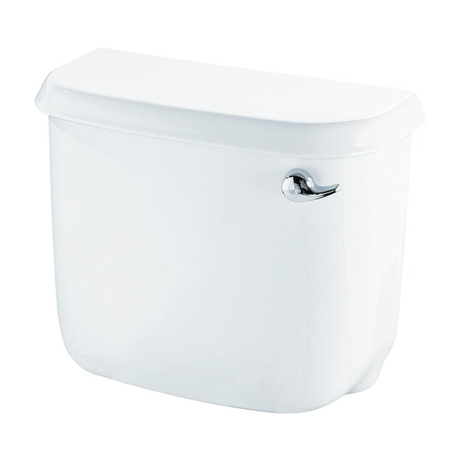 Sterling Windham White 1.6-GPF (6.06-LPF) 12-in Rough-In Single-Flush Toilet Tank