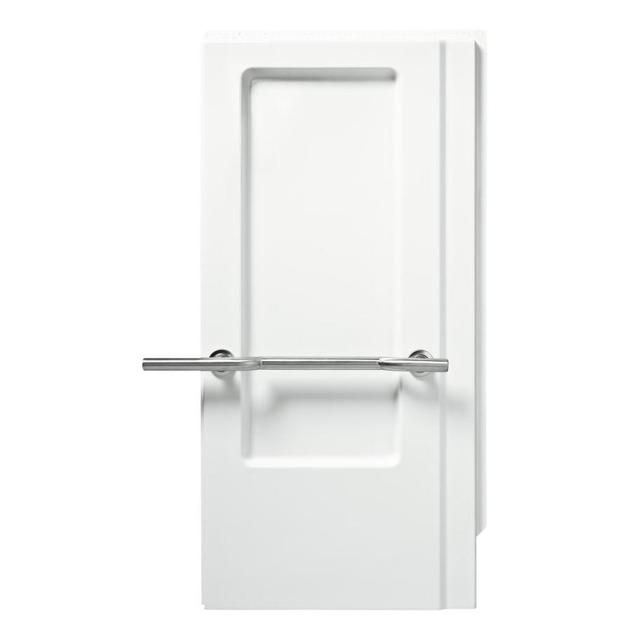 Sterling Shower Wall Surround Side Panel (Common: 41-in x 1.625-in; Actual: 65.25-in x 40.625-in x 1.625-in)