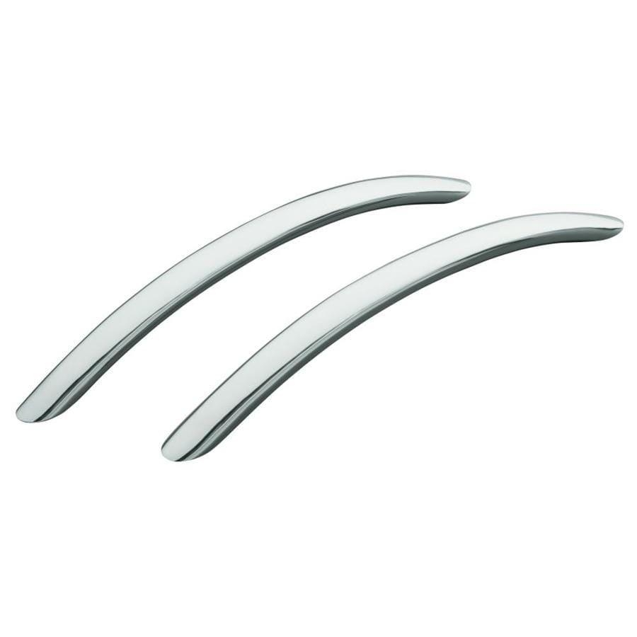 KOHLER RiverBath Grip Rails, Polished Chrome at Lowes com