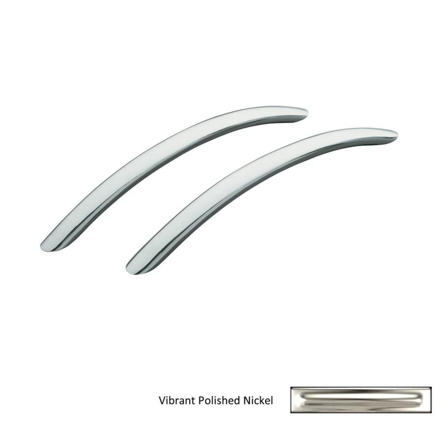 KOHLER Vibrant Polished Nickel Wall Mount Grab Bar
