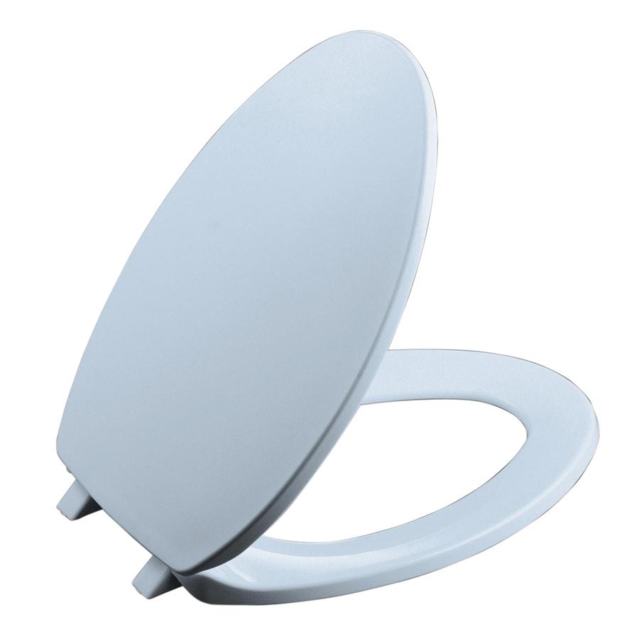 kohler brevia plastic toilet seat