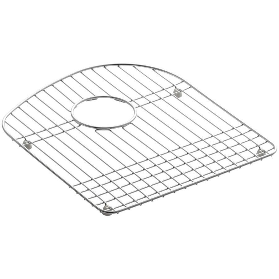 KOHLER Woodfield 15.75-in x 13.75-in Sink Grid
