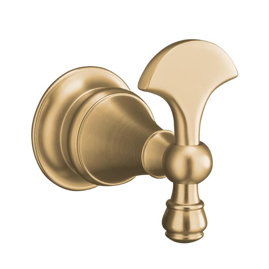 KOHLER Revival Vibrant Brushed Bronze Towel Hook