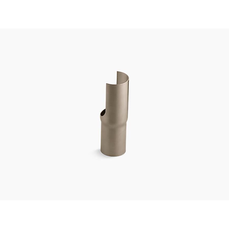 KOHLER Pinoir Stainless Steel Wall-Mount Bathroom Sink Shroud