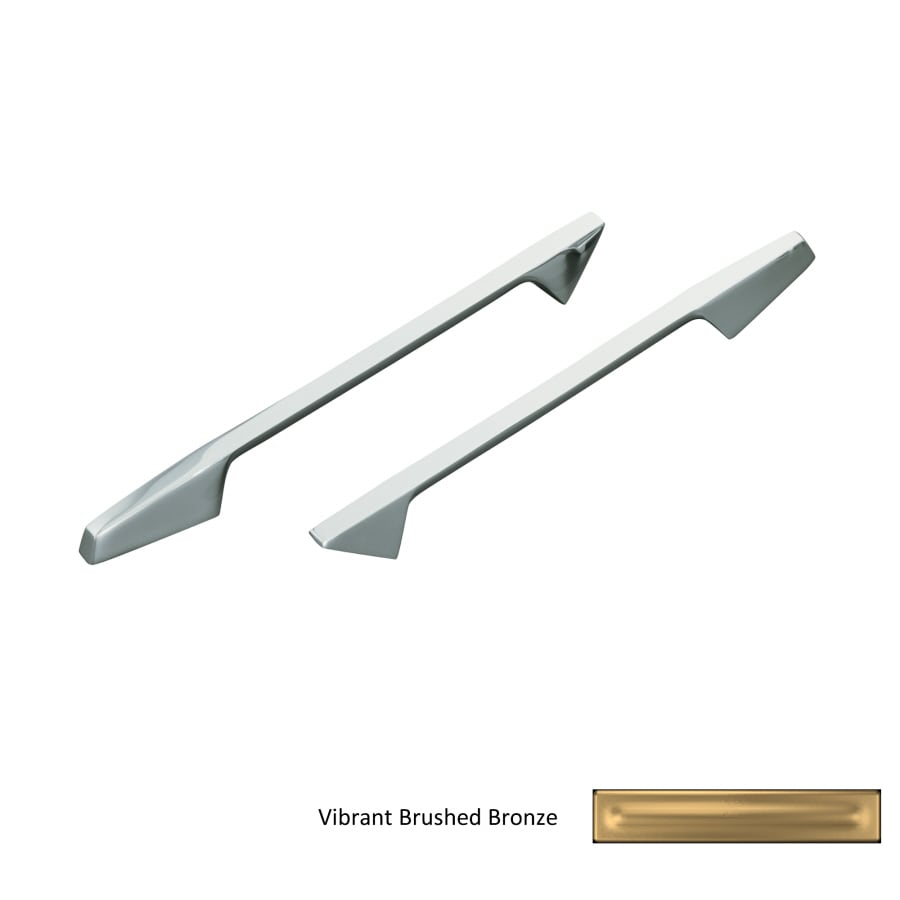 KOHLER Vibrant Brushed Bronze Wall Mount Grab Bar