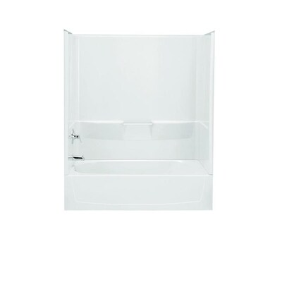 Sterling Performa 29 In W X 60 25 In L White Vikrell Oval