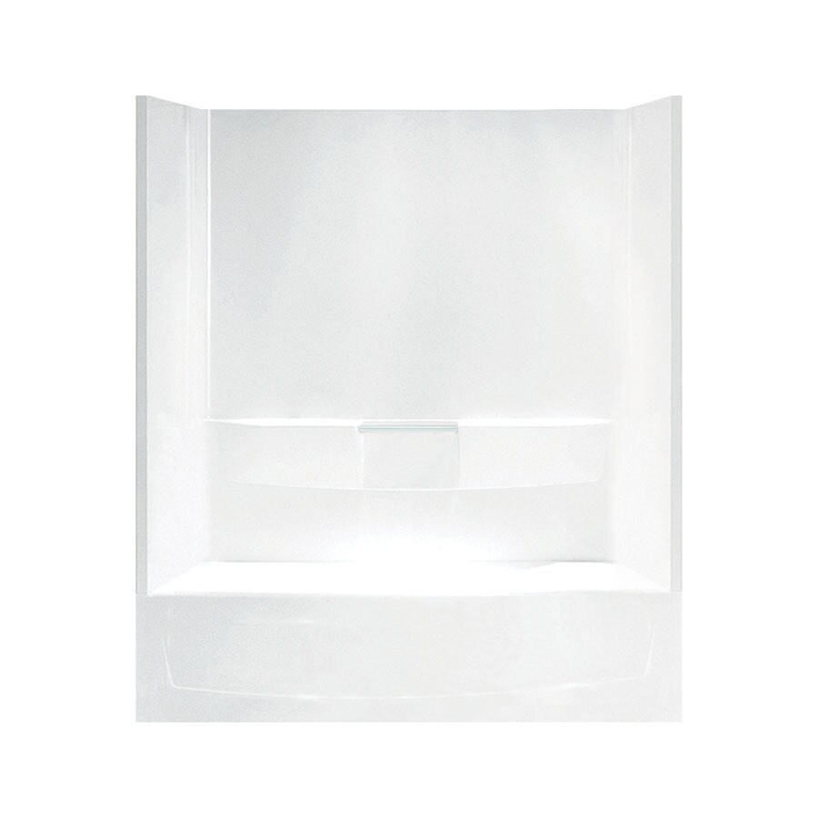 Sterling Performa 60 25 In White Vikrell Oval In Rectangle