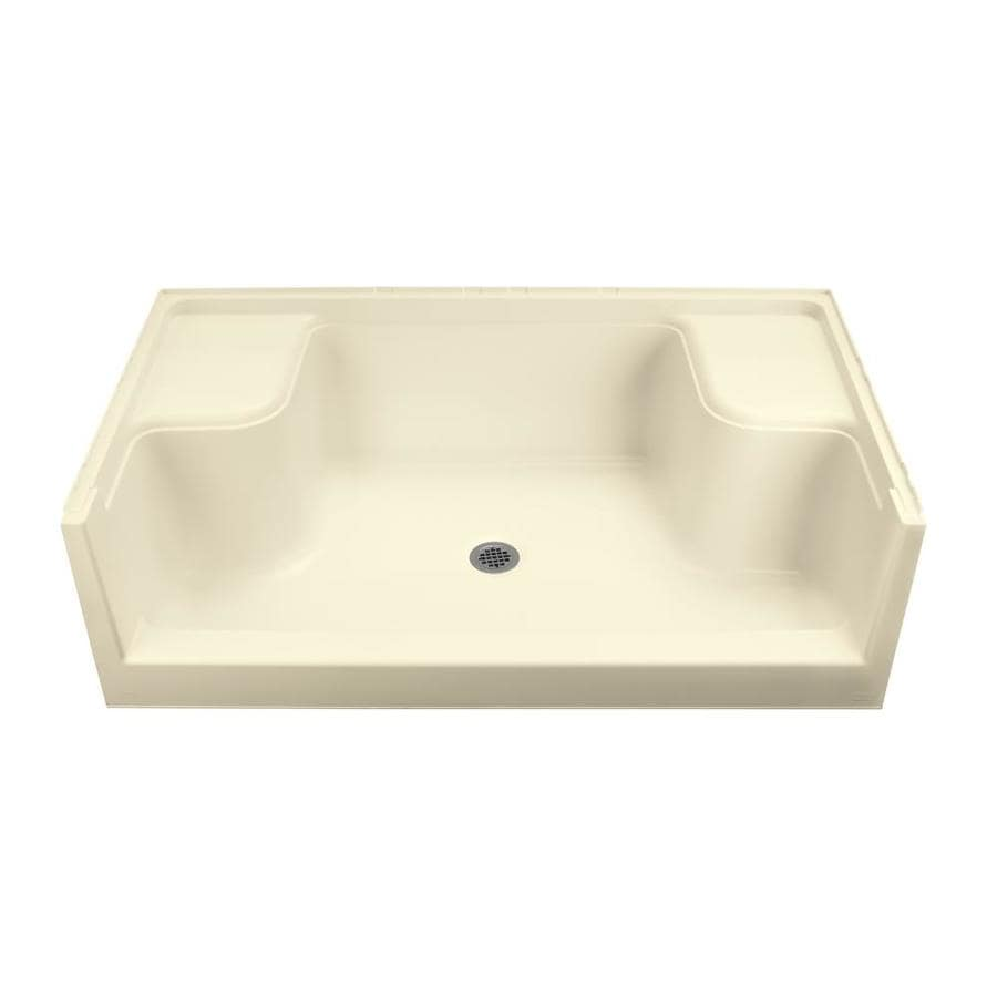 Sterling Vikrell Shower Base (Common: 34-in W x 60-in L; Actual: 34-in W x 60-in L)