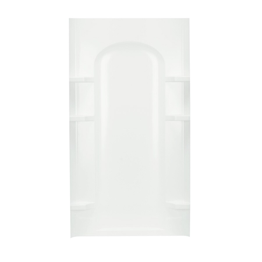 Sterling Shower Wall Surround Back Panel (Common: 24-in; Actual: 72.5-in x 24-in)