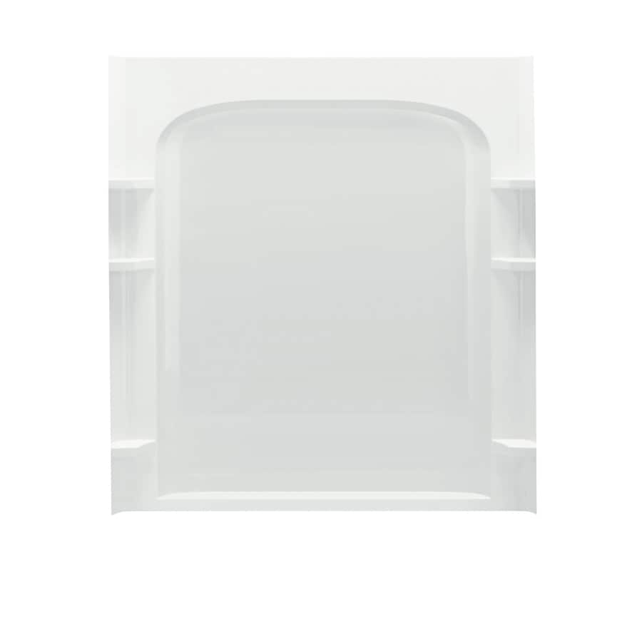 Sterling Shower Wall Surround Back Panel (Common: 34-in; Actual: 60-in x 34-in)