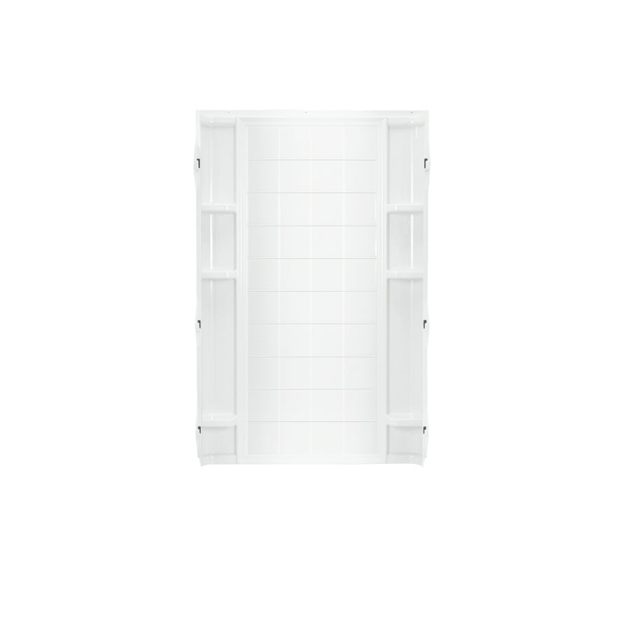Sterling Shower Wall Surround Back Panel (Common: 34-in; Actual: 72.5-in x 34-in)