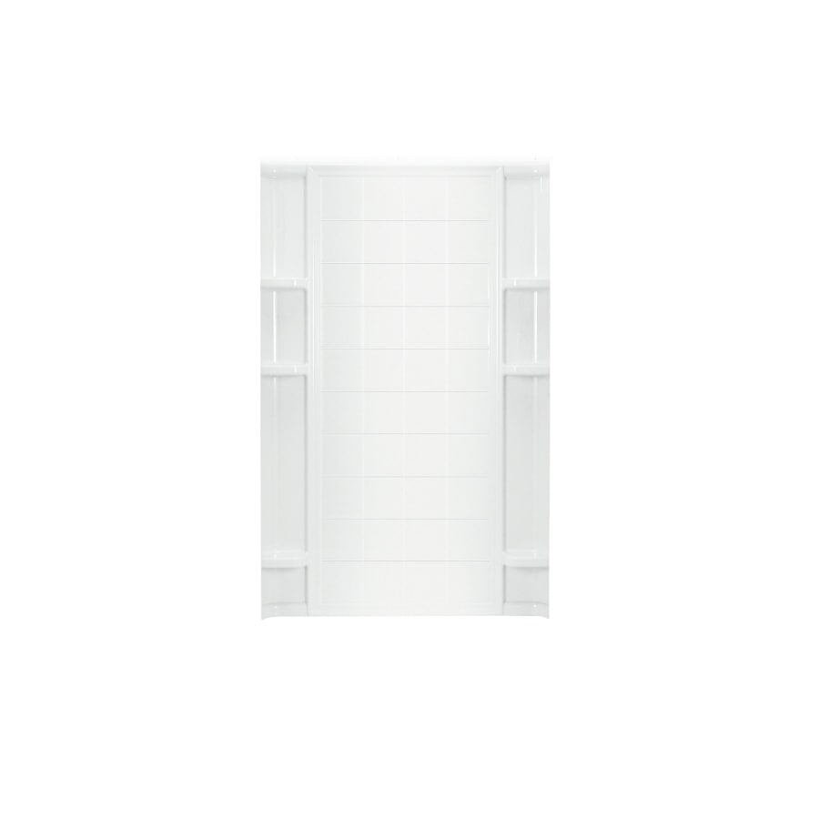 Sterling Shower Wall Surround Back Panel (Common: 36-in; Actual: 68-in x 35.25-in)