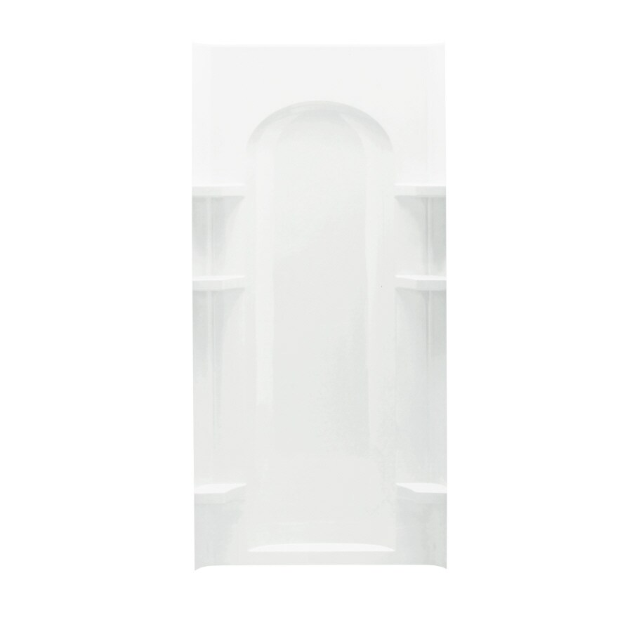 Sterling Shower Wall Surround Back Panel (Common: 36-in; Actual: 68-in x 36-in)