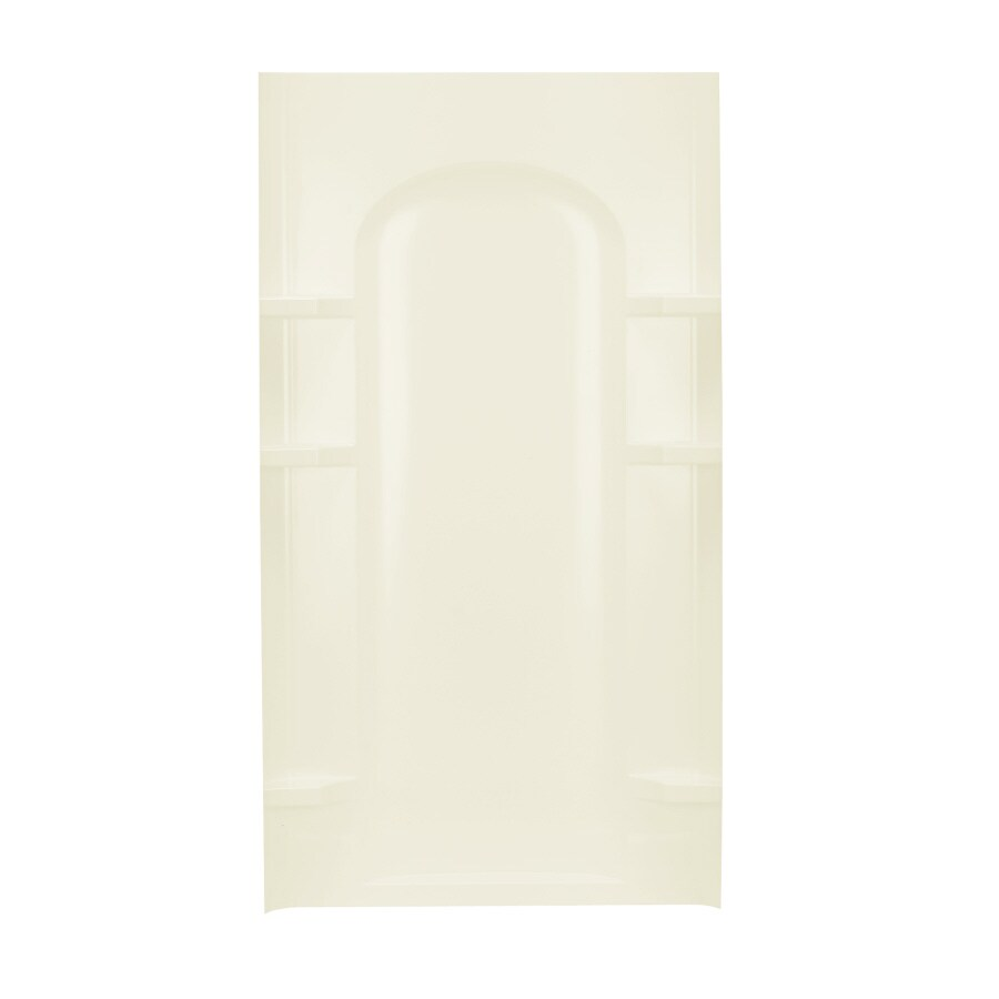 Sterling Shower Wall Surround Back Panel (Common: 34-in; Actual: 68-in x 34-in)