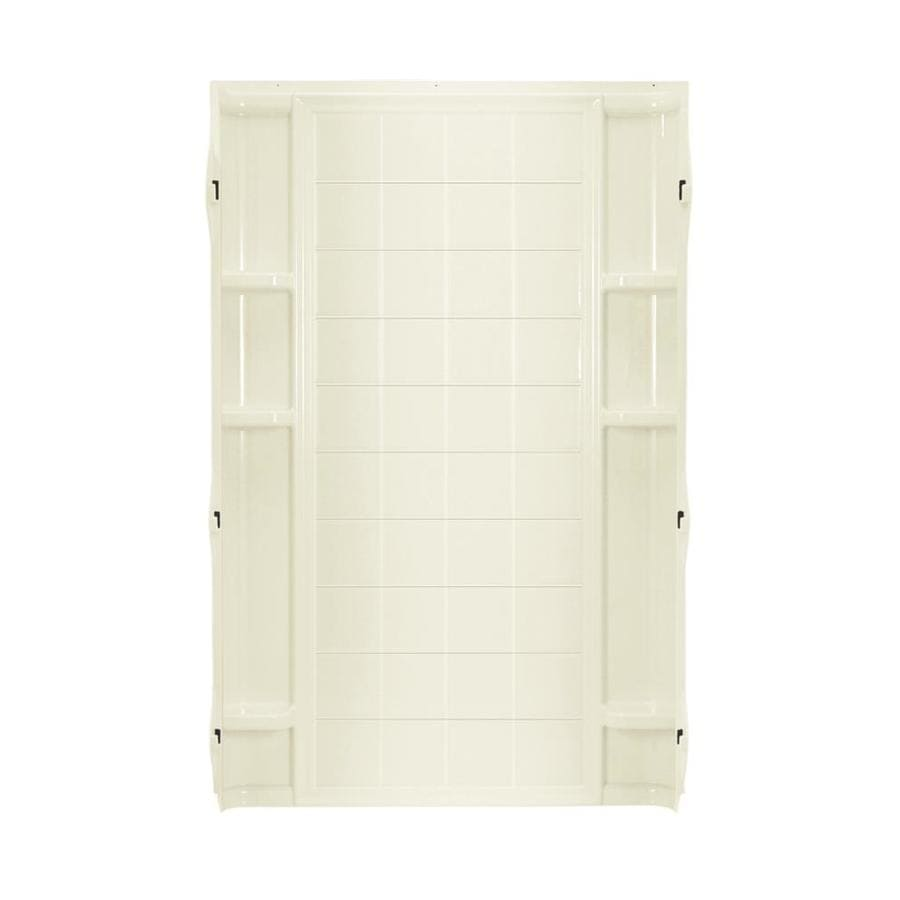 Sterling Shower Wall Surround Back Panel (Common: 34-in; Actual: 72.50-in x 34-in)