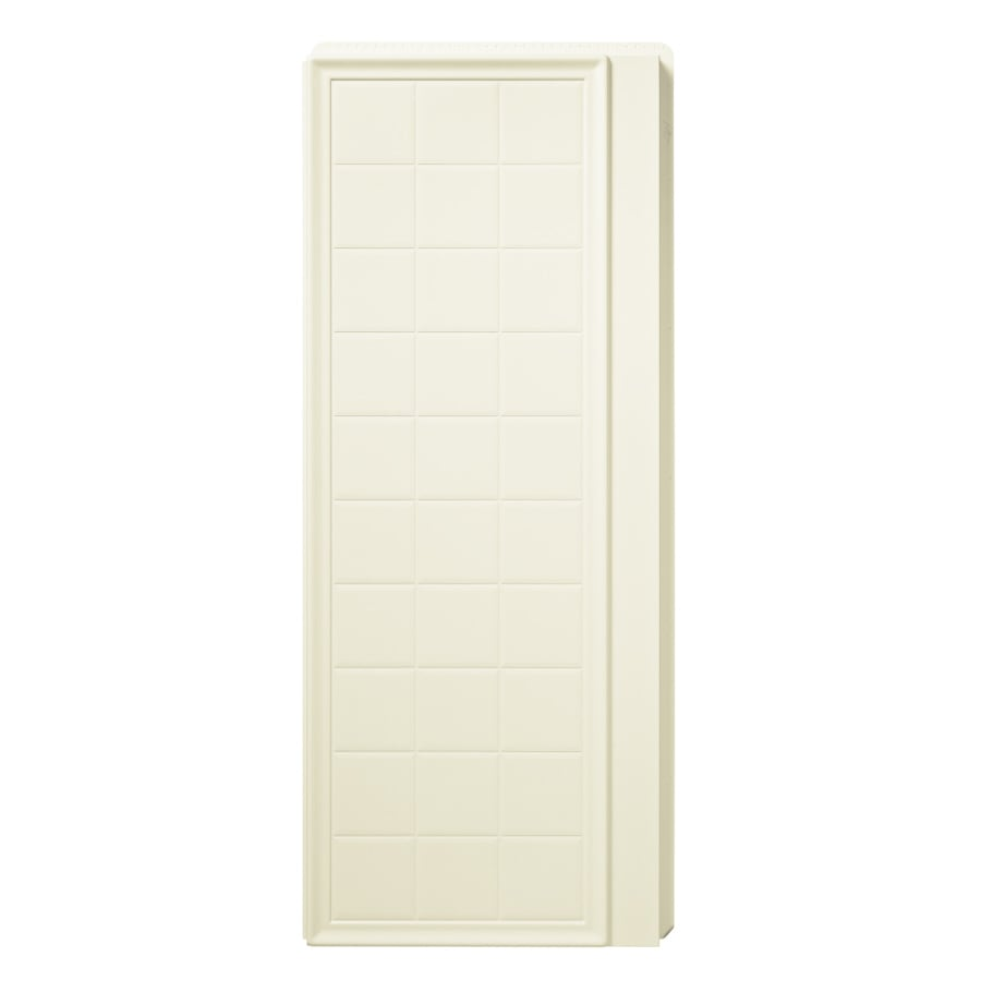 Sterling Shower Wall Surround Side Panel (Common: 34-in; Actual: 72.5-in x 34-in)