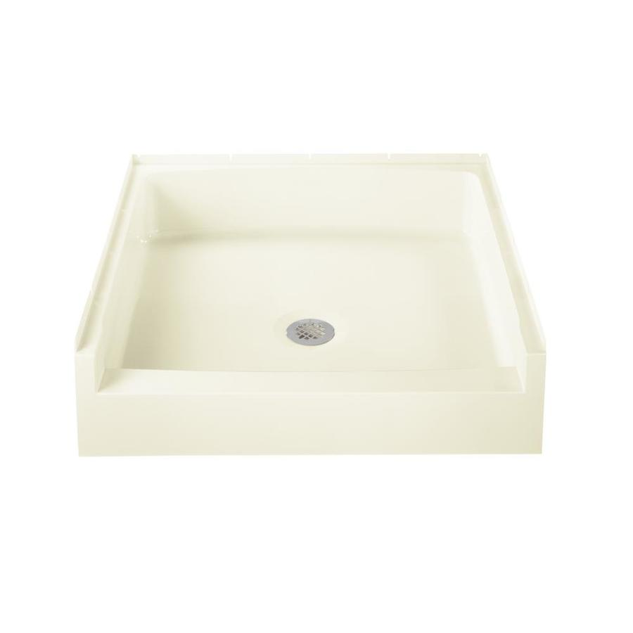 Sterling Vikrell Shower Base (Common: 34-in W x 32-in L; Actual: 34-in W x 32-in L)