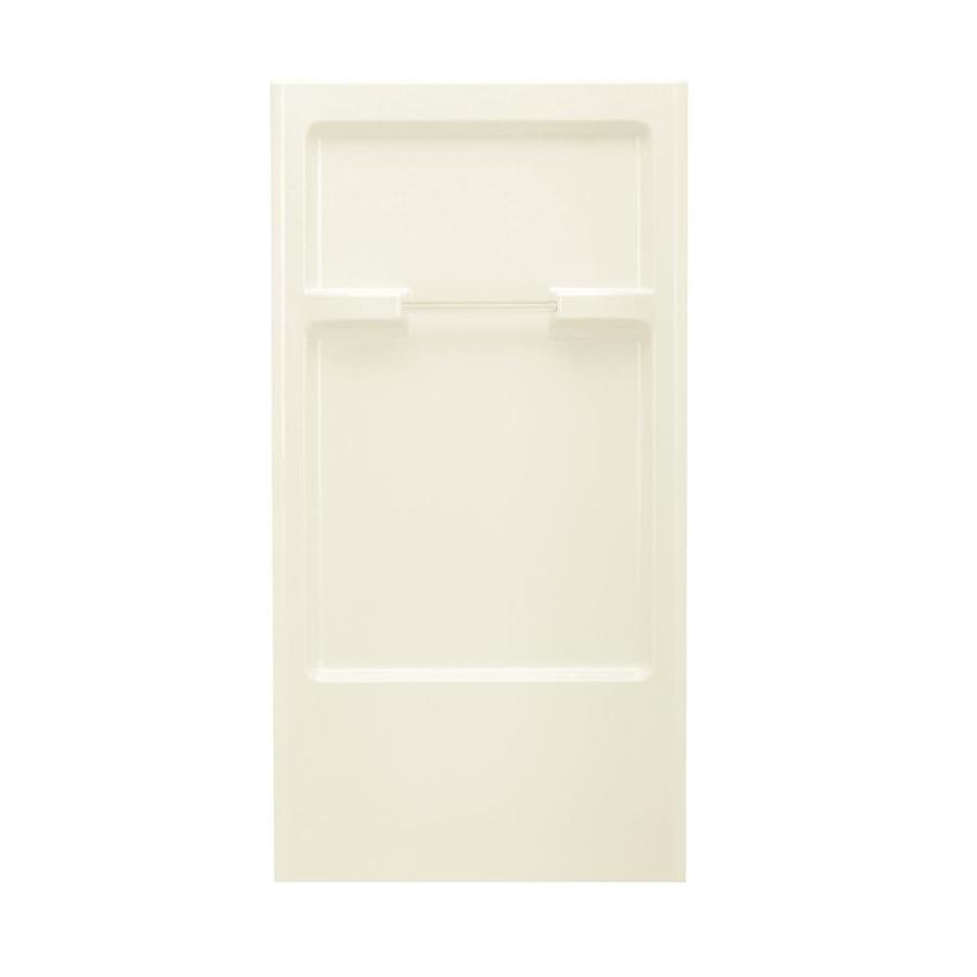 Sterling Shower Wall Surround Back Panel (Common: 36-in x 2.875-in; Actual: 66.25-in x 36-in x 2.875-in)