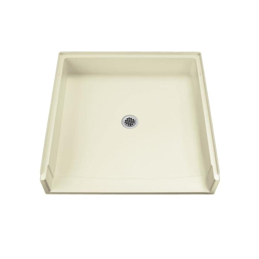 Sterling Vikrell Shower Base (Common: 40-in W x 40-in L; Actual: 39.375-in W x 39.375-in L)