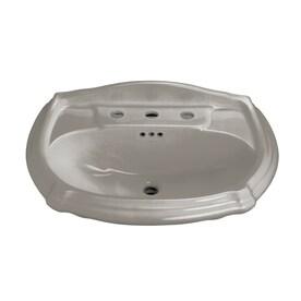 Kohler Portrait Pedestal Sink.Portrait Pedestal Sinks At Lowes Com
