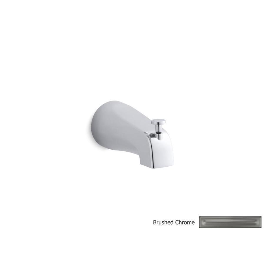 KOHLER Chrome Bathtub Spout with Diverter