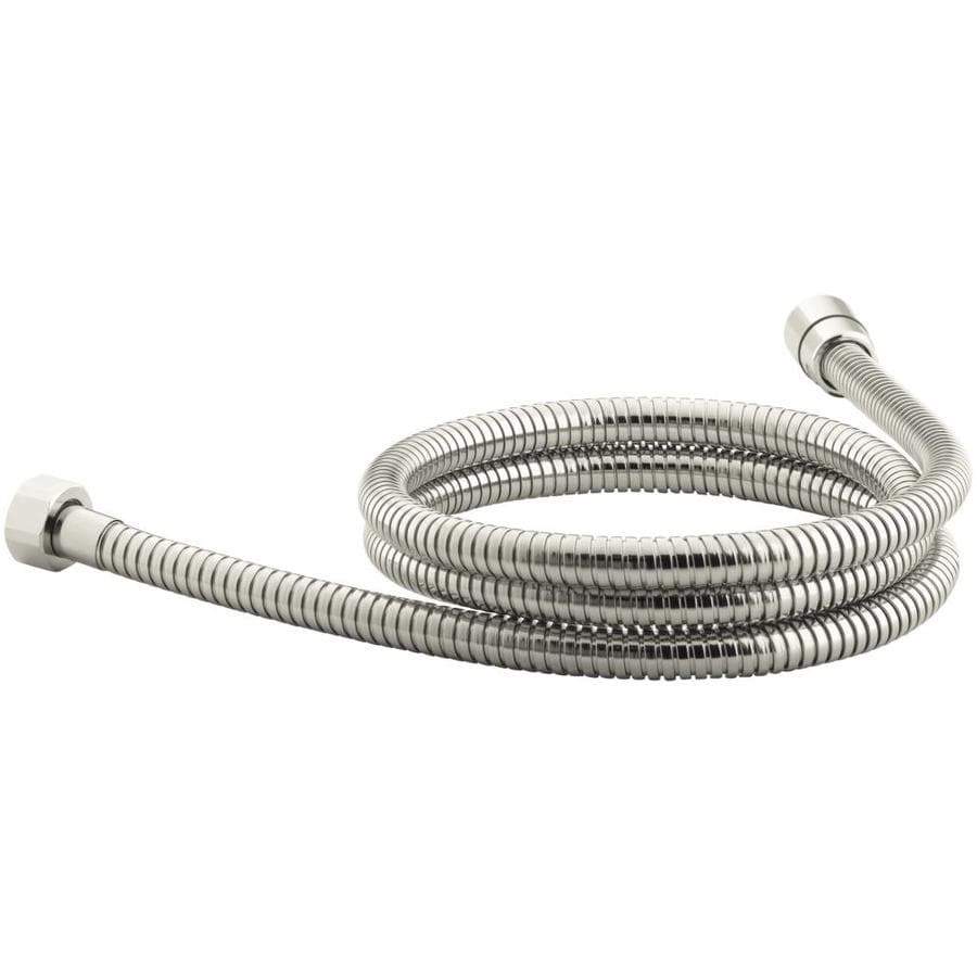 KOHLER MasterShower Vibrant Polished Nickel Hose