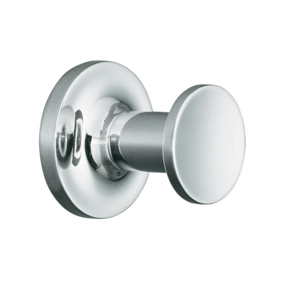 KOHLER Purist Polished Chrome Robe Hook