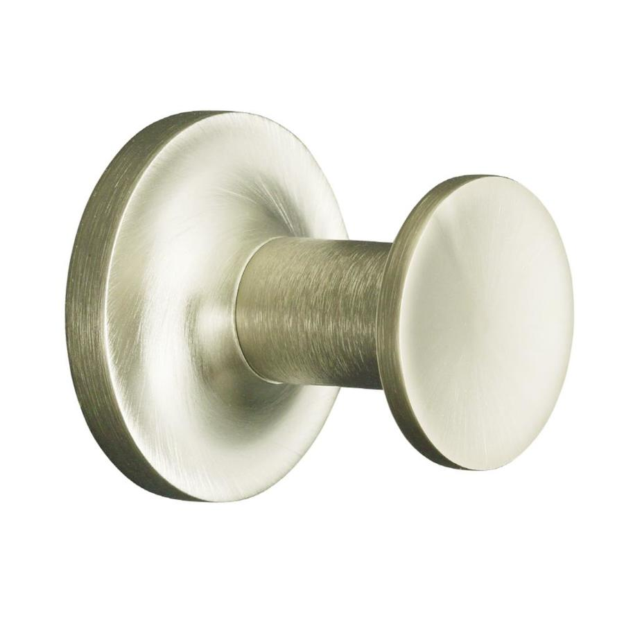 KOHLER Purist Vibrant Brushed Nickel Towel Hook
