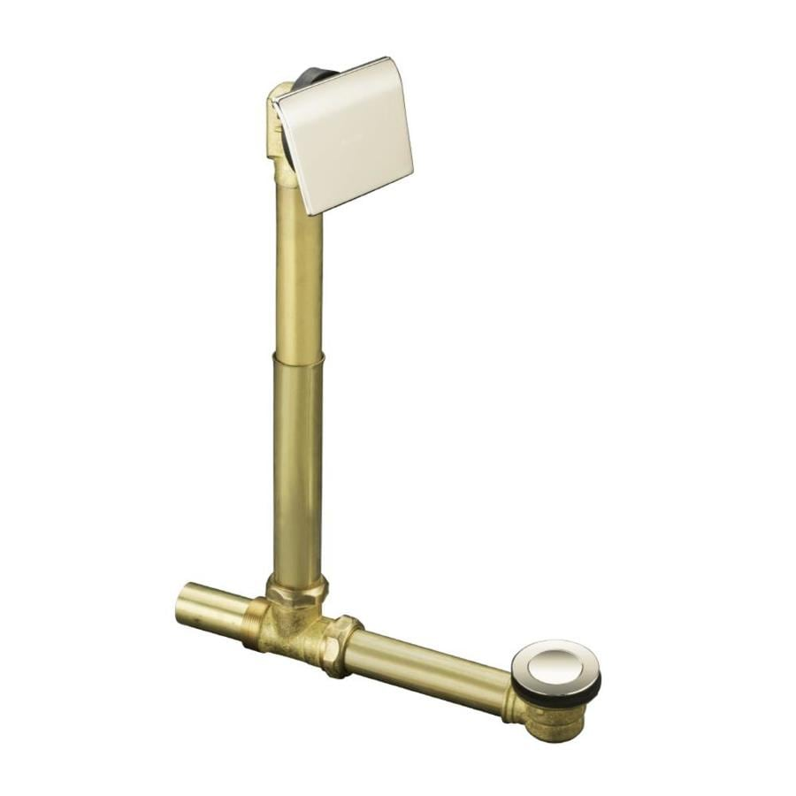 KOHLER 1-1/2-in Triplever with Brass Pipe