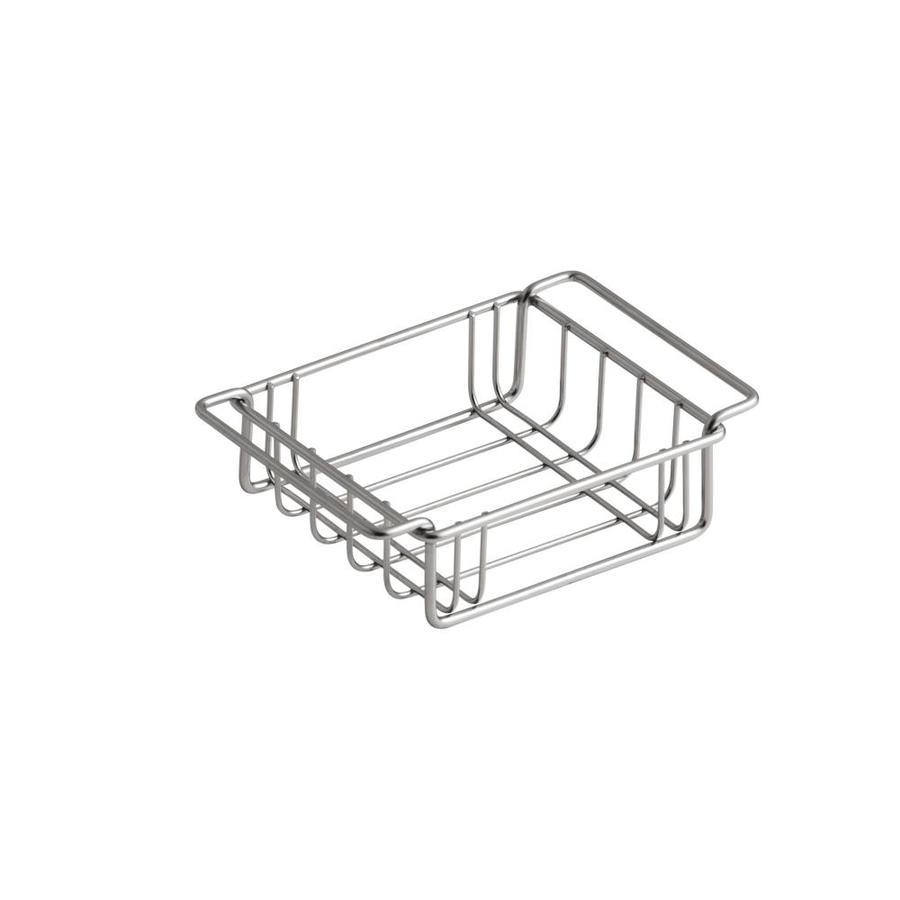 kohler kitchen sink wire storage basket at lowes com