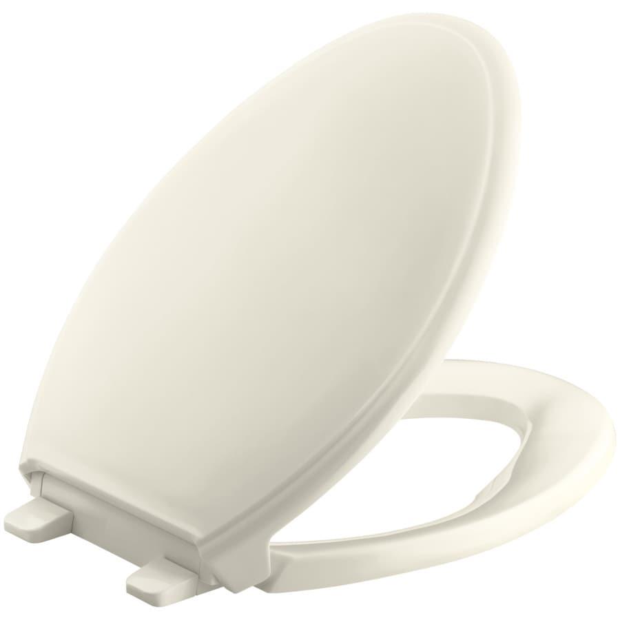 KOHLER Glenbury Plastic Toilet Seat