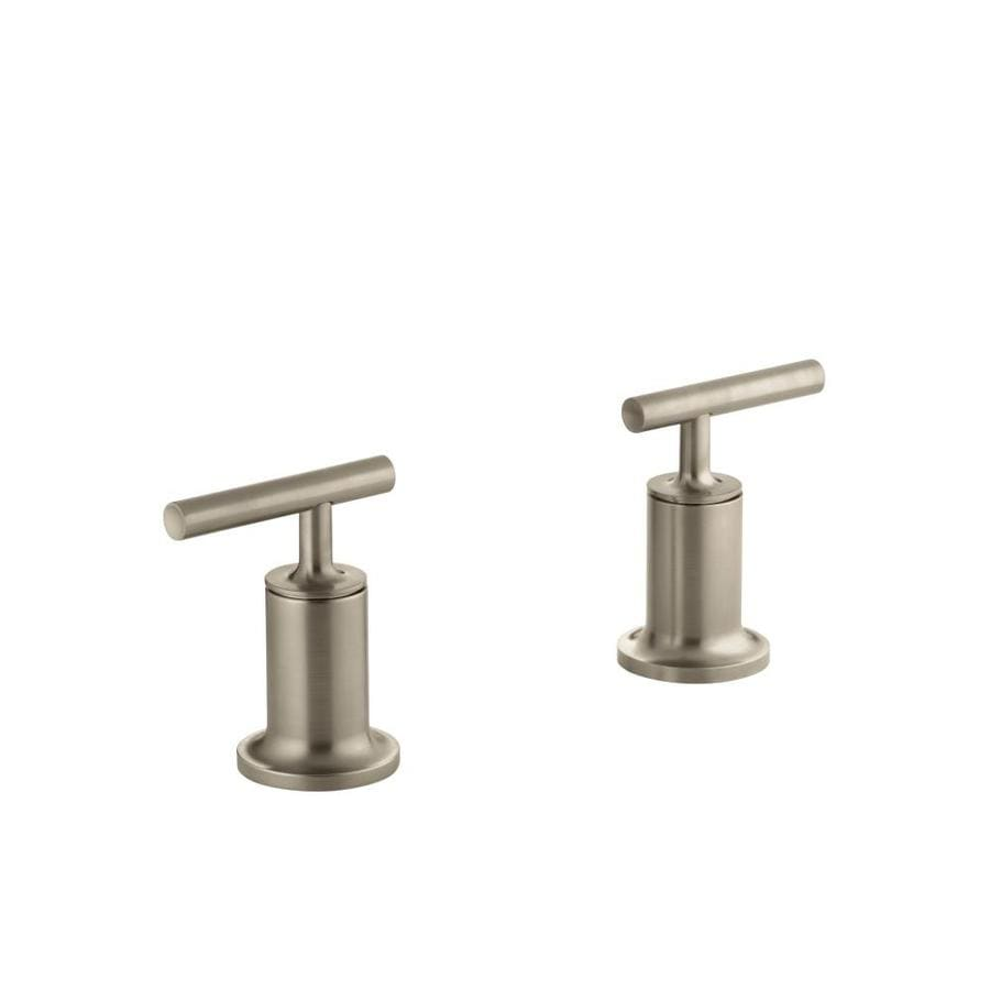 KOHLER 2-Pack Bronze Bathtub/Shower Handle