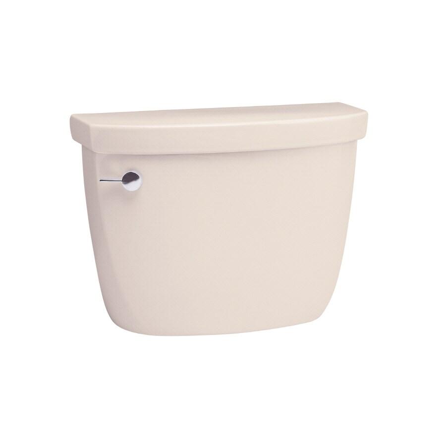 KOHLER Cimarron Almond 1.28-GPF (4.85-LPF) 12-in Rough-In Single-Flush Toilet Tank
