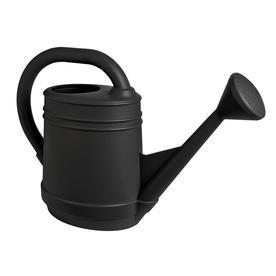 Bloem 2-Gallon Slate Resin Traditional Watering Can