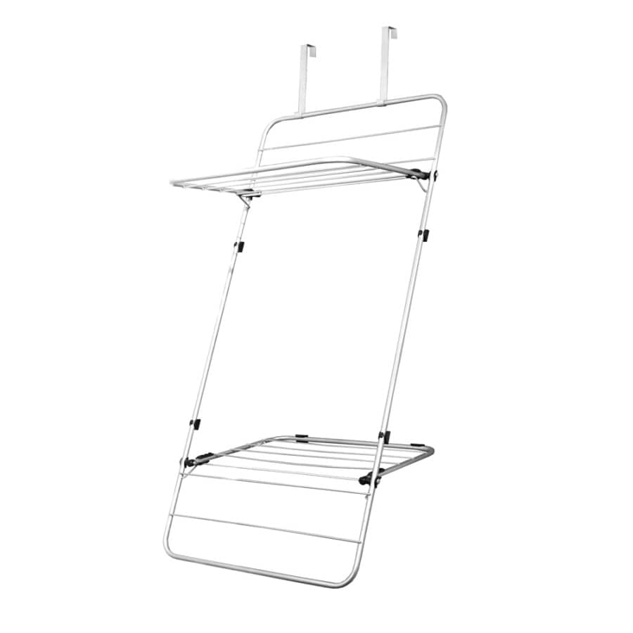 Minky Door and Wall Mounted Indoor Drying Rack