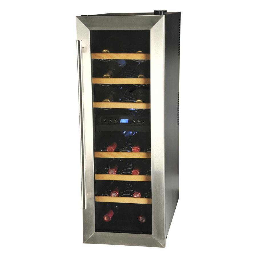 Shop Kalorik 21 Bottle Black And Stainless Steel Dual Zone