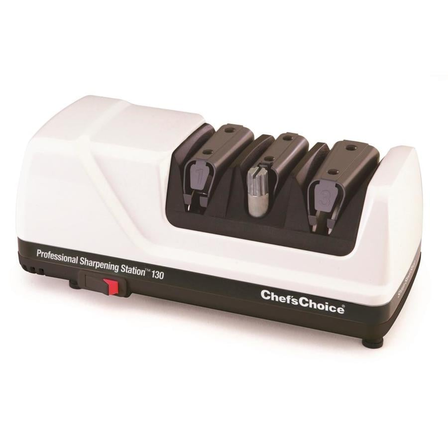 Chef'sChoice White Electric Knife Sharpener