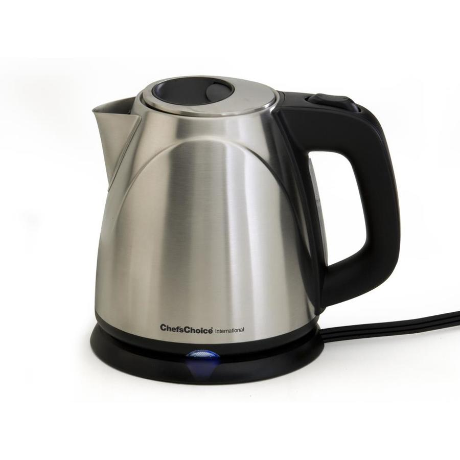 Chef'sChoice Stainless Steel International Cordless Electric Kettle
