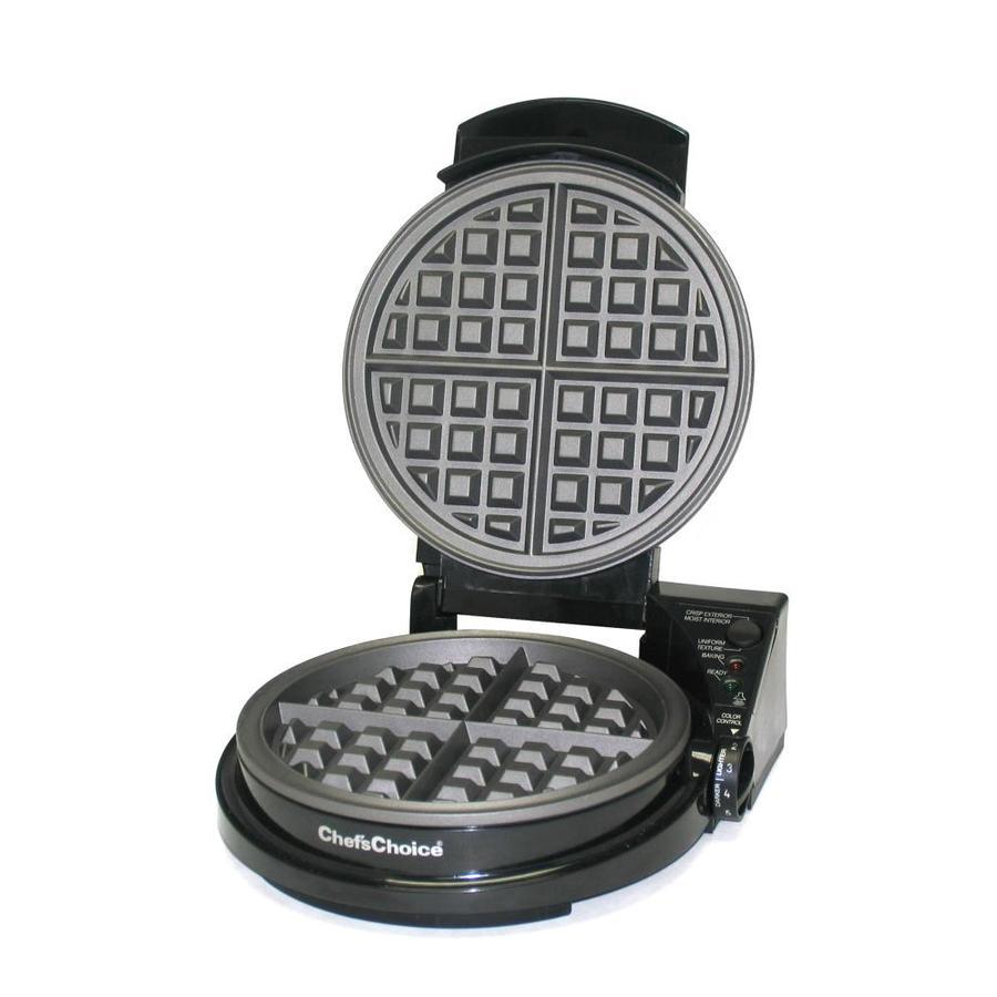 Chef'sChoice Round Belgian Waffle Maker