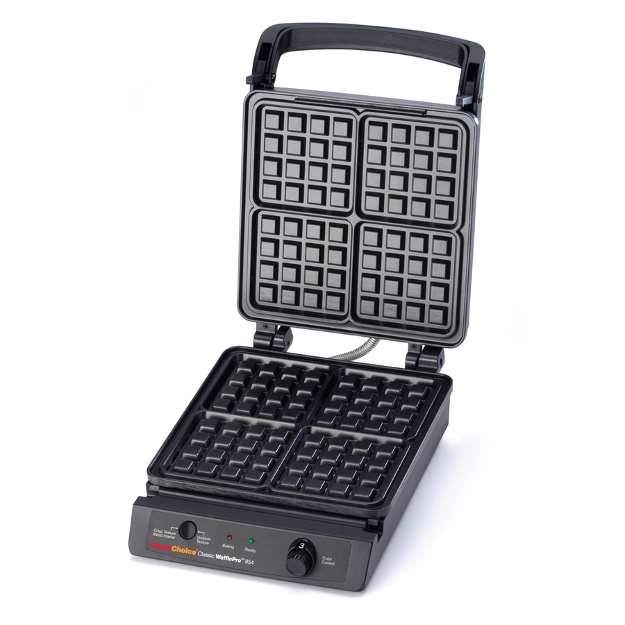 Chef'sChoice Stainless Steel International Classic WafflePro