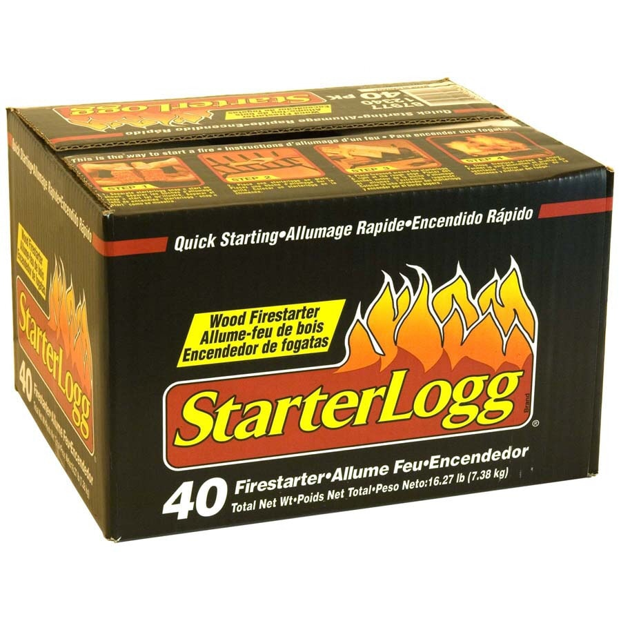 Starterlogg 11.3-lb Firestarter
