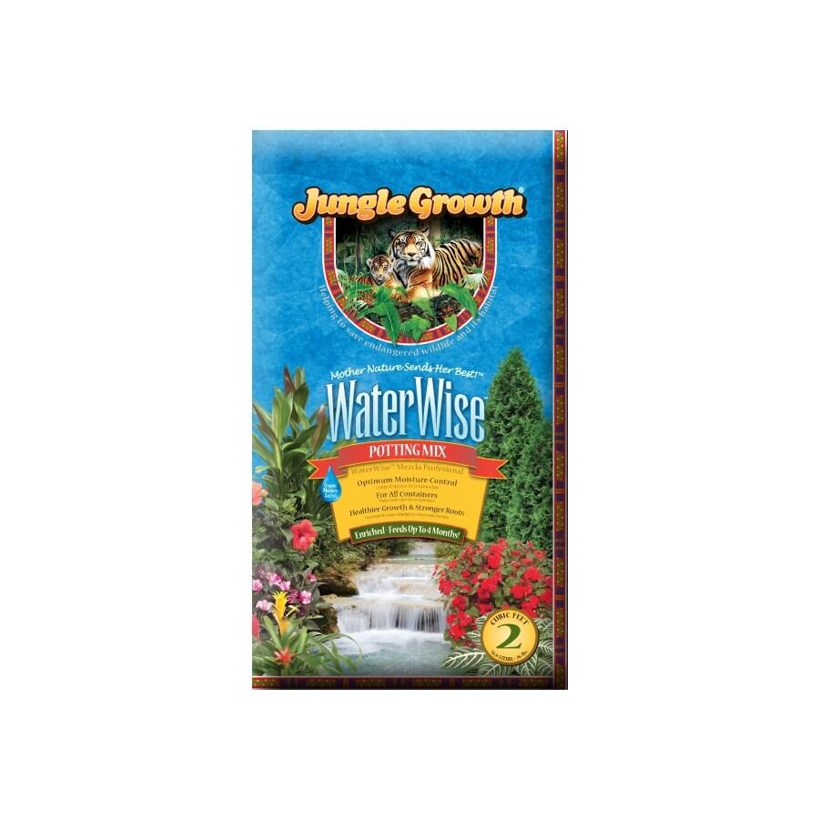 Jungle Growth 2-cu ft Potting Soil