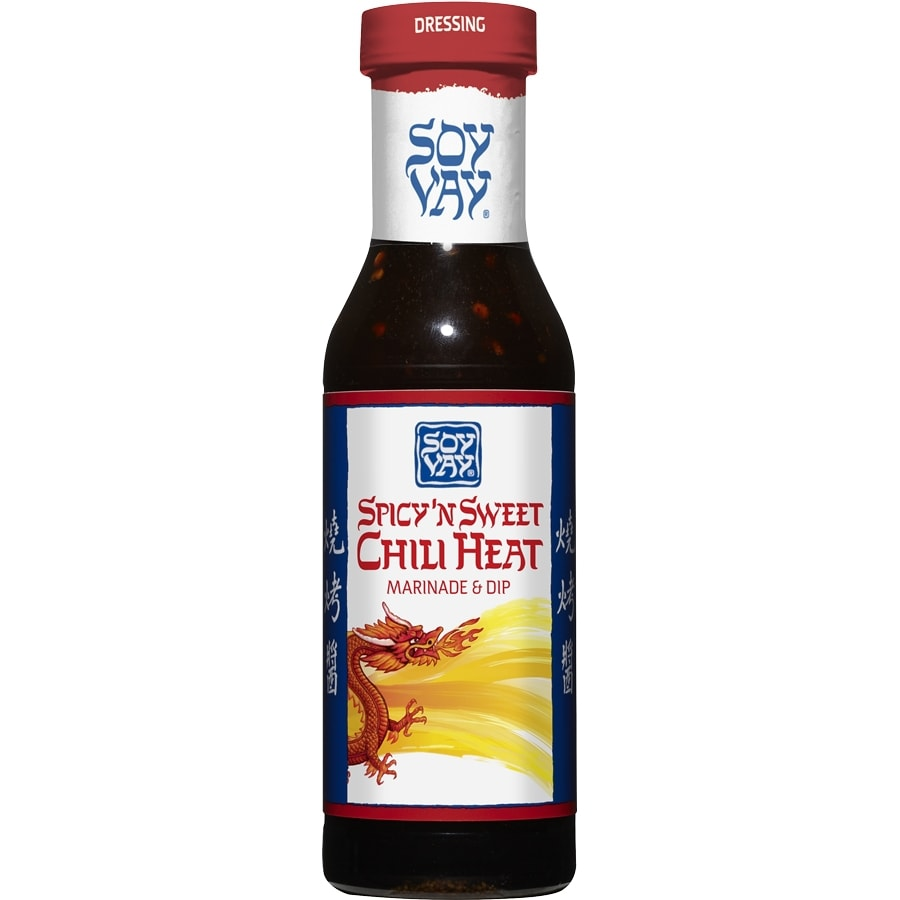 Soy Vay 15.8-oz Spicy'n Sweet Chili Heat Marinade Sauce