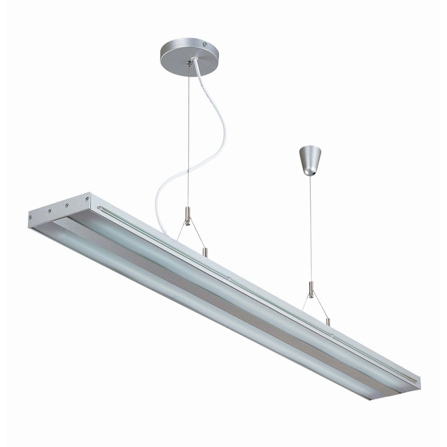 Shop Lite Source Giada Gray/Silver Industrial Linear