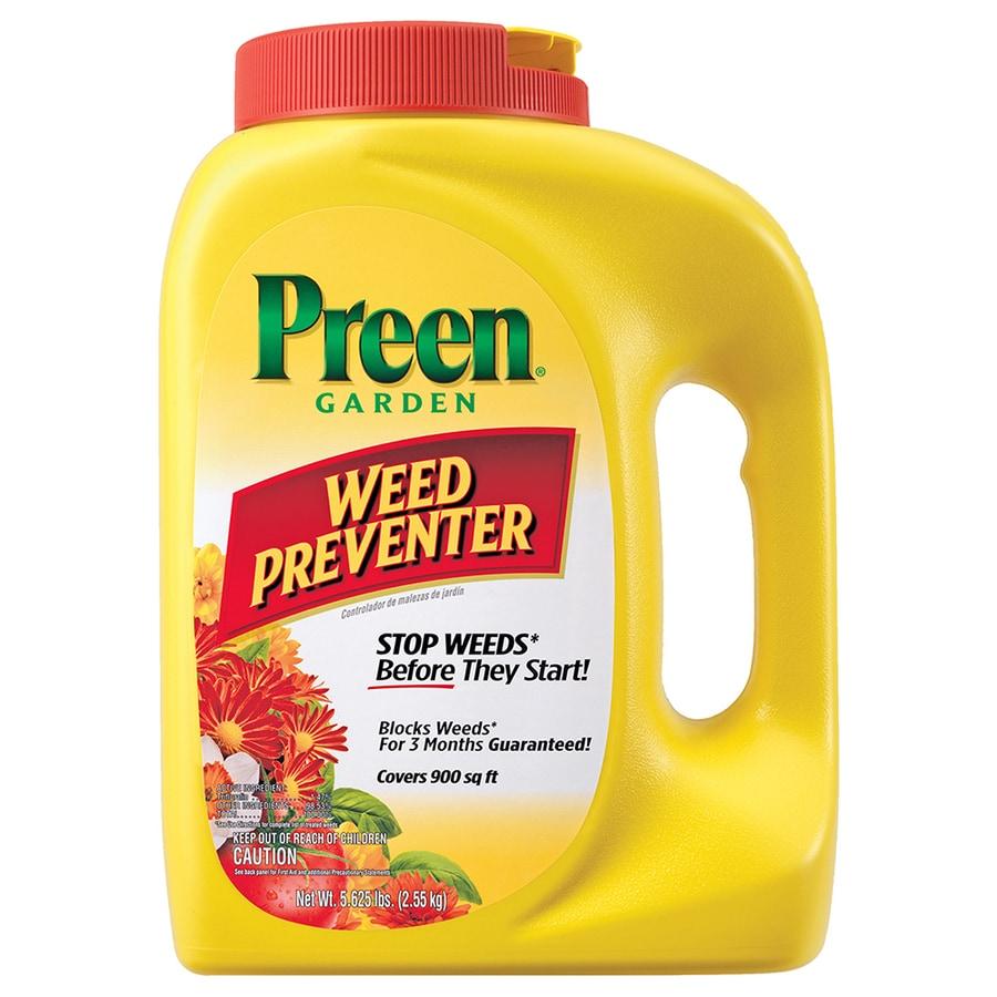 Preen 5.6-lb Weed Preventer