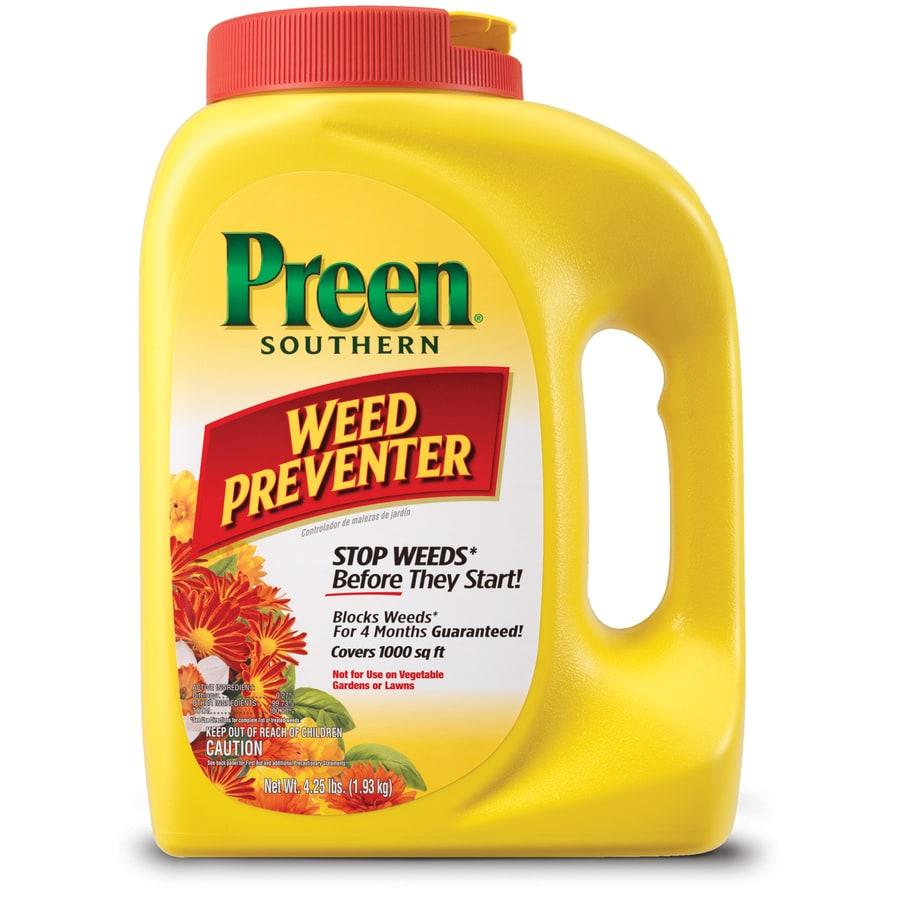 Preen 68-oz Preen Southern Garden Weed Preventer