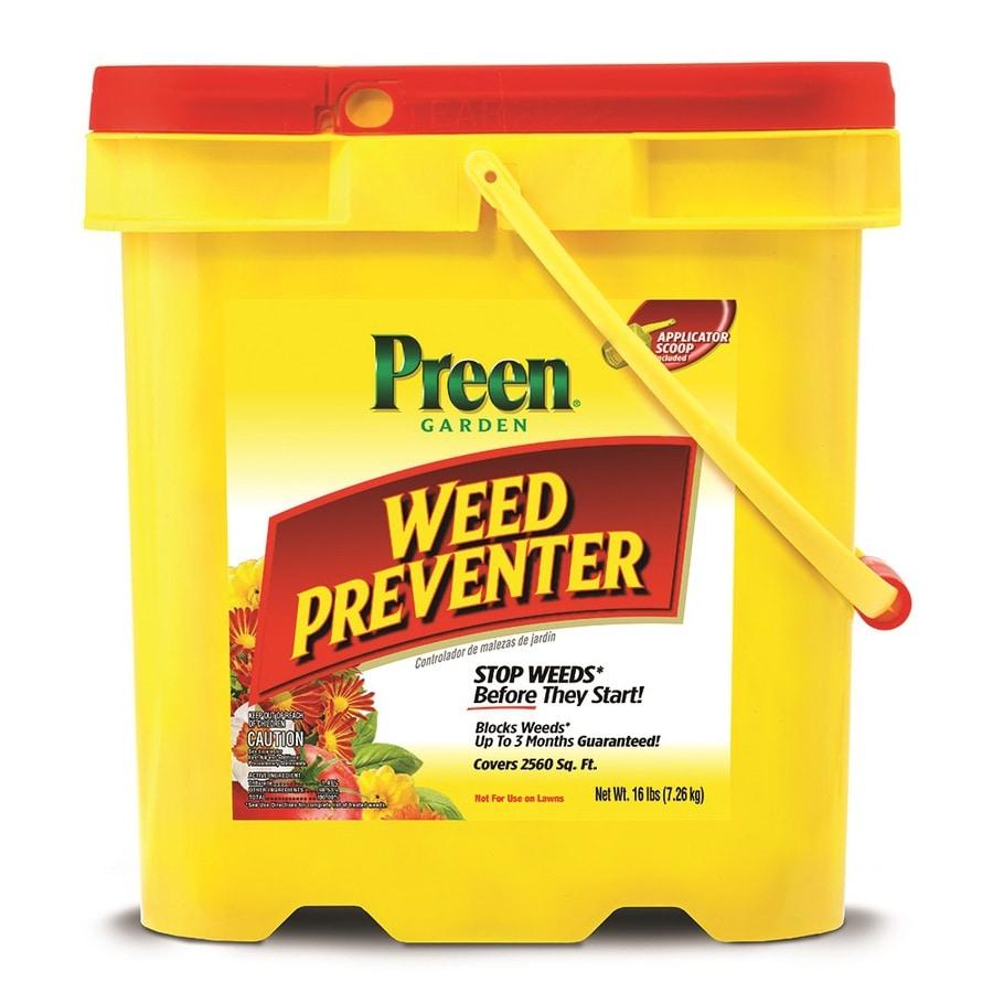 Shop Preen 16 Lb Weed Preventer At