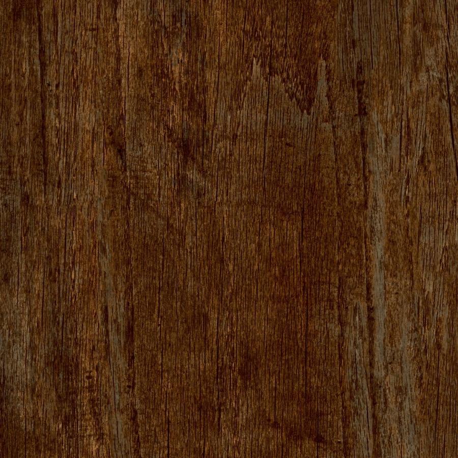 Congoleum Prairie Wood 10-Piece 12-in x 24-in Groutable Rain Barrel Glue Solid Luxury Residential Vinyl Tile