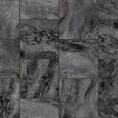 Congoleum Durastone Riverbed 10 Piece 16 In X 16 In