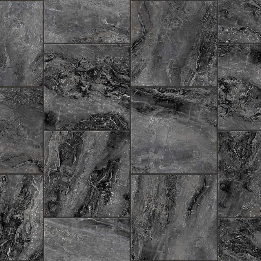 Congoleum Sample Durastone Riverbed Terrain Vinyl Tile At